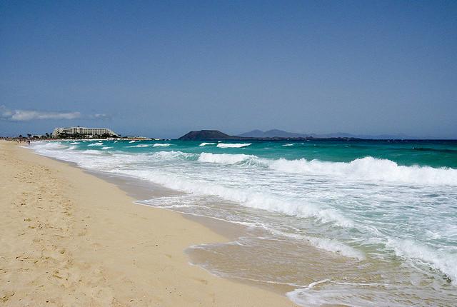 Wetter Fuerteventura Corralejo