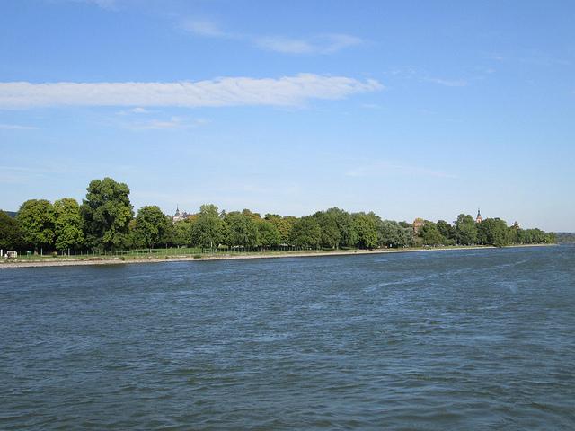 Wetter Rhein