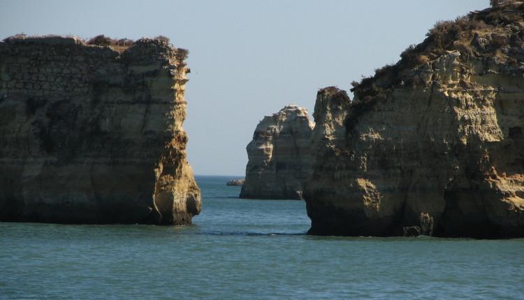 Wassertemperatur Algarve