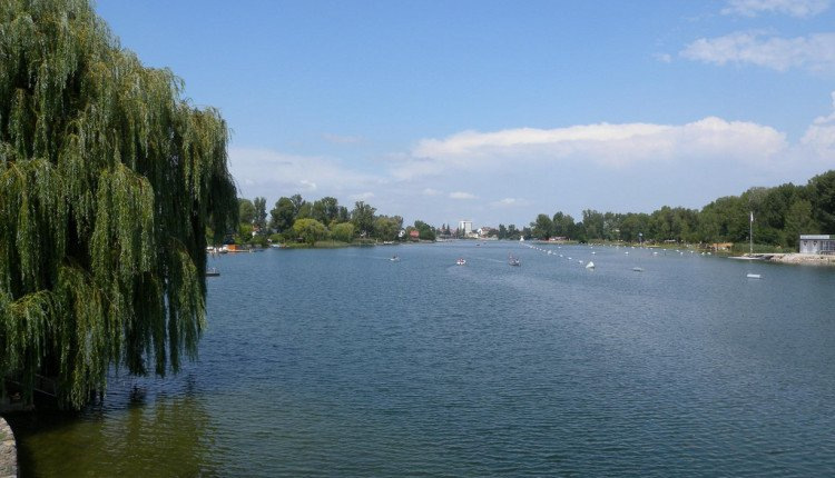Wassertemperatur Donau