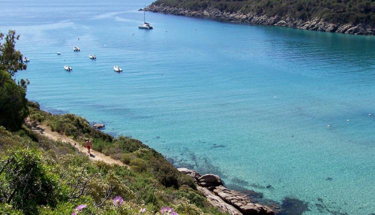 Wassertemperatur Elba