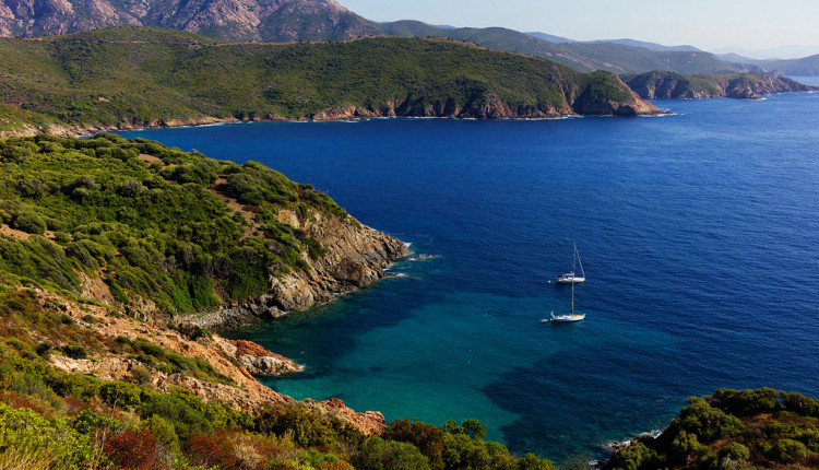 Wassertemperatur Korsika