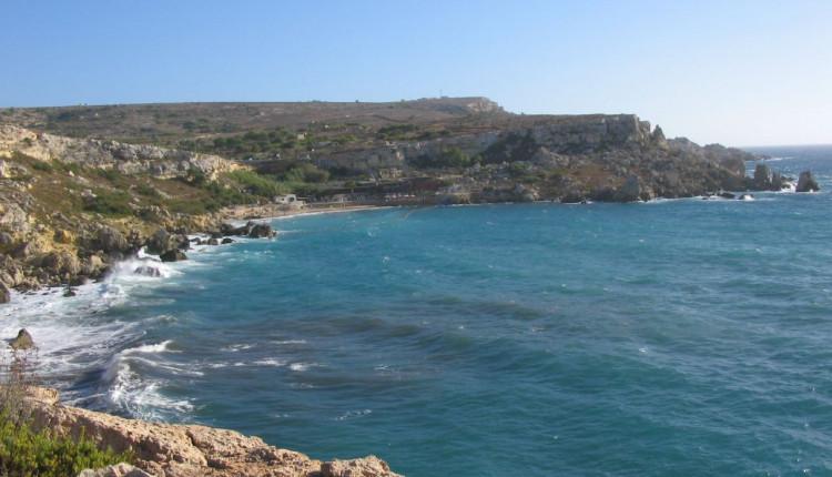 Wassertemperatur Malta