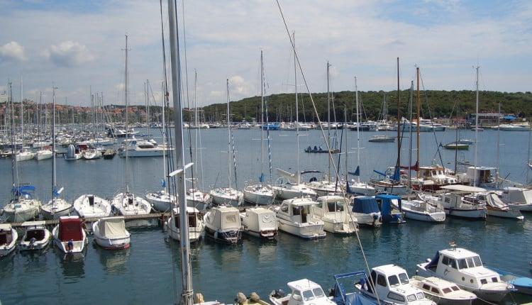 Wassertemperatur Pula Kroatien