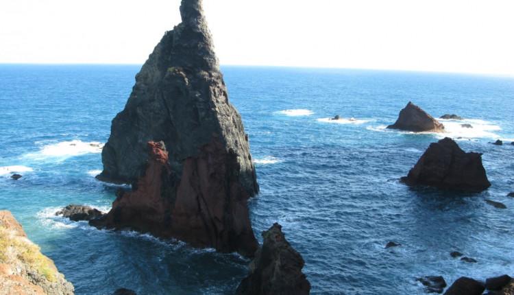 Wassertemperatur Madeira