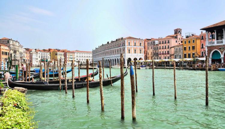 Wassertemperatur Venedig